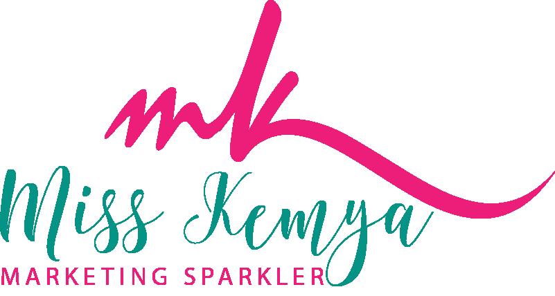 miss kemya chief marketing sparkler