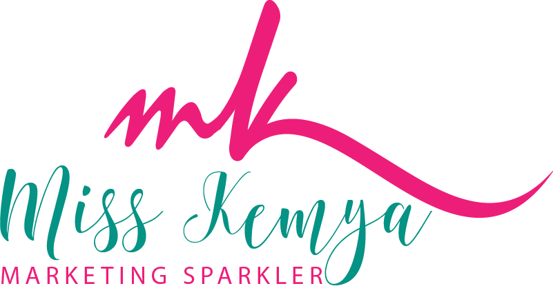 miss kemya chief marketing sparkler